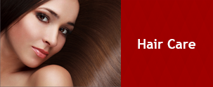 Woman with Straight Hair - Hair Salon